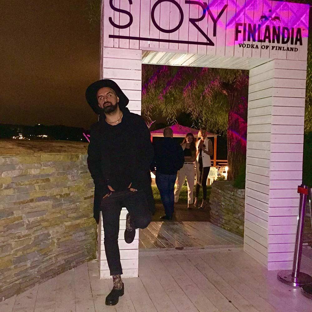 Locatie 'The Story'